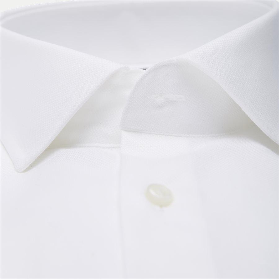 50415630 GORDON - Gordon Skjorte - Skjorter - Regular - HVID - 3