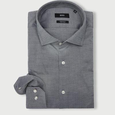 Gordon Skjorte Regular | Gordon Skjorte | Sort