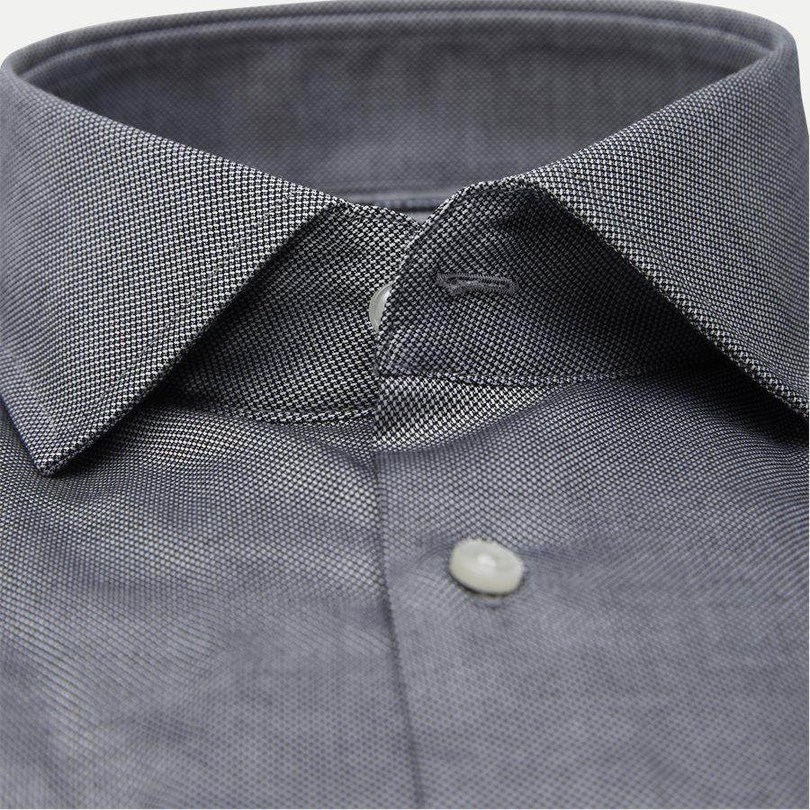 50415630 GORDON - Gordon Skjorte - Skjorter - Regular - SORT - 3