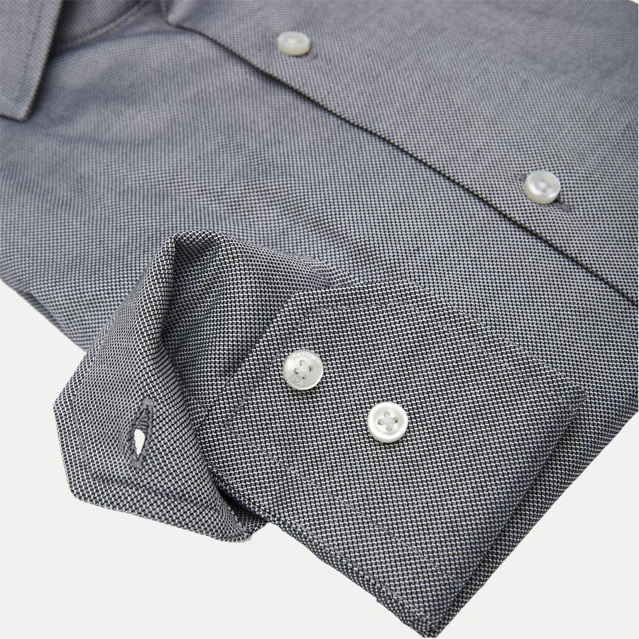 50415630 GORDON - Gordon Skjorte - Skjorter - Regular - SORT - 4
