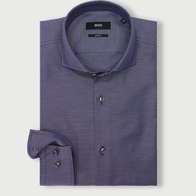 Slim | Shirts | Blue