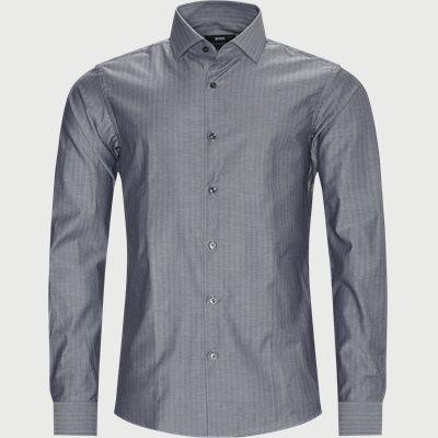 Gordon Skjorte Regular | Gordon Skjorte | Grå