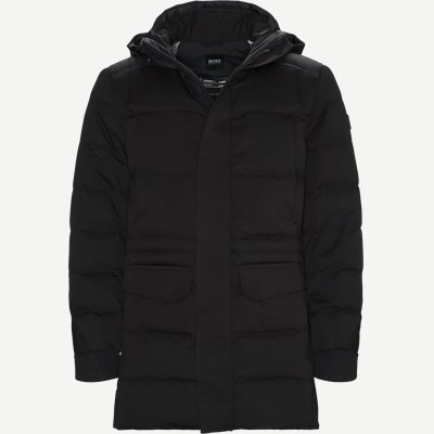 Jeer4 Down Jacket Regular | Jeer4 Down Jacket | Sort