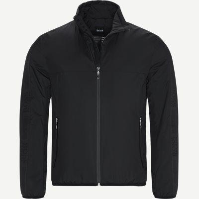 J_Taped Jacket Regular | J_Taped Jacket | Sort