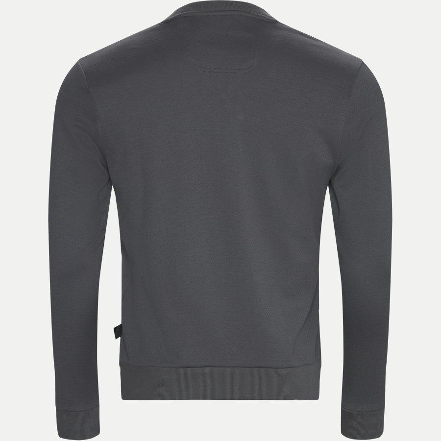 50410278 SALBO - Salbo Crew Neck Sweatshirt - Sweatshirts - Regular - GRÅ - 2