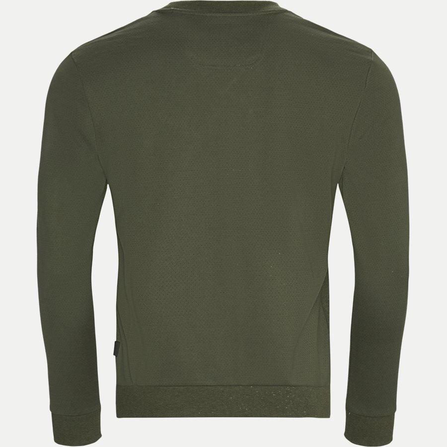 50410278 SALBO - Salbo Crew Neck Sweatshirt - Sweatshirts - Regular - OLIVEN - 2