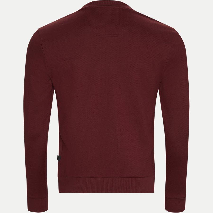 50410278 SALBO - Salbo Crew Neck Sweatshirt - Sweatshirts - Regular - RØD - 2