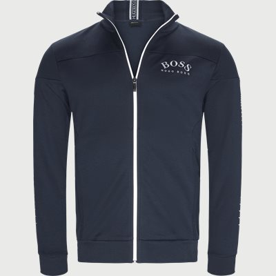Skaz Win Full Zip Sweatshirt Regular | Skaz Win Full Zip Sweatshirt | Blå