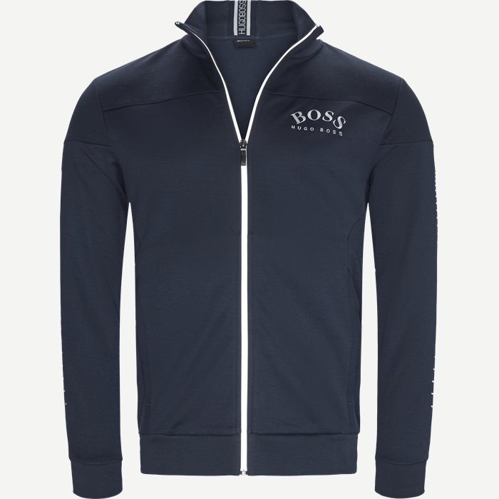 Skaz Win Full Zip Sweatshirt - Sweatshirts - Regular - Blå