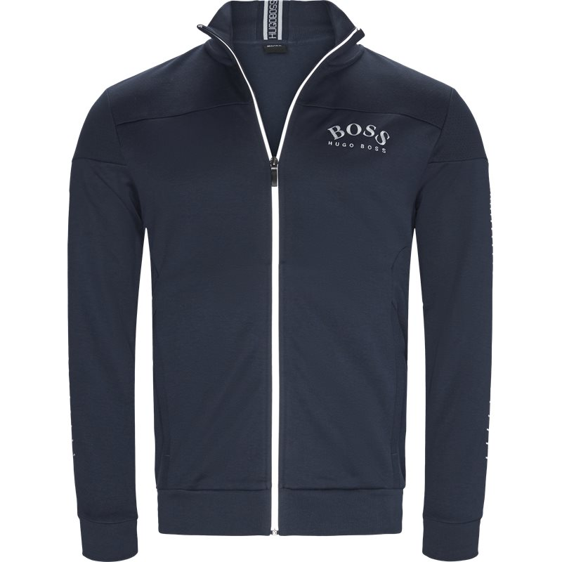 Image of   Boss Athleisure - Skaz Win Full Zip Sweatshirt