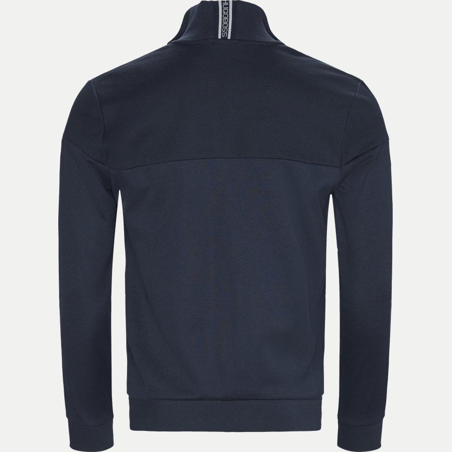 50418945 SKAZ WIN - Skaz Win Full Zip Sweatshirt - Sweatshirts - Regular - NAVY/SØLV - 2