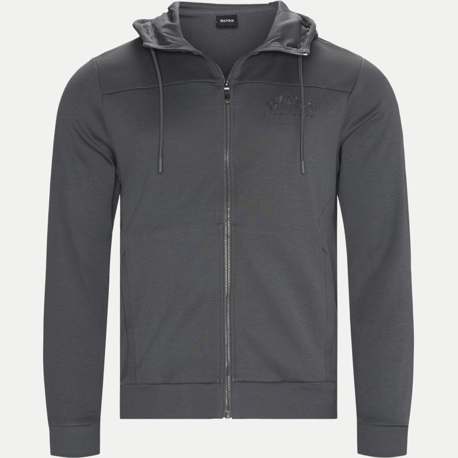 50410288 SAGGY - Saggy Sweatshirt - Sweatshirts - Regular - GRÅ - 1