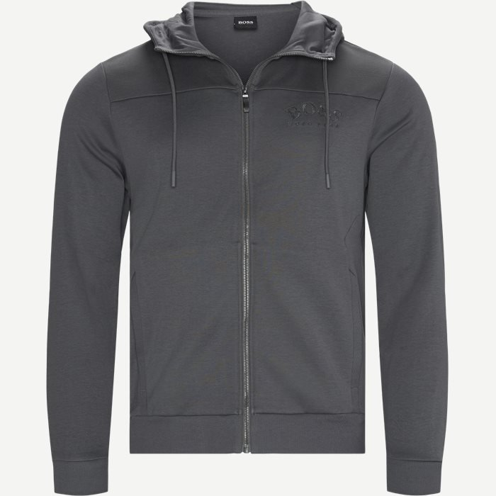 Saggy Sweatshirt - Sweatshirts - Regular - Grå