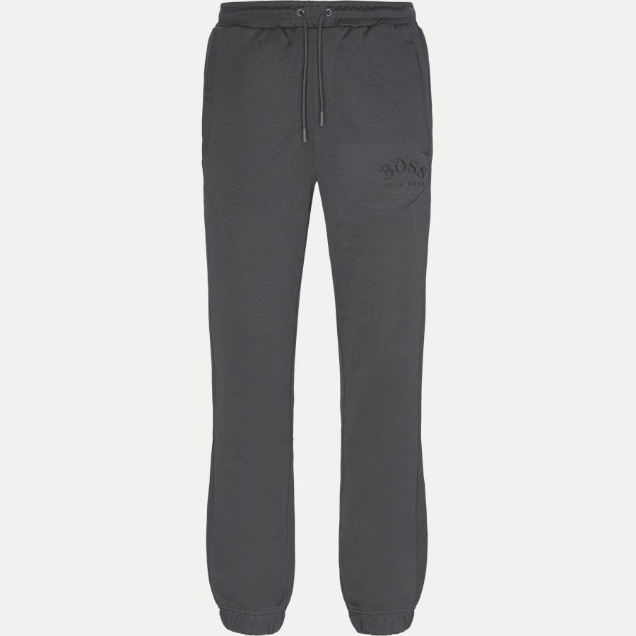 50410281 HADIKO - Hadiko Sweatpants - Bukser - Regular - GRÅ - 1
