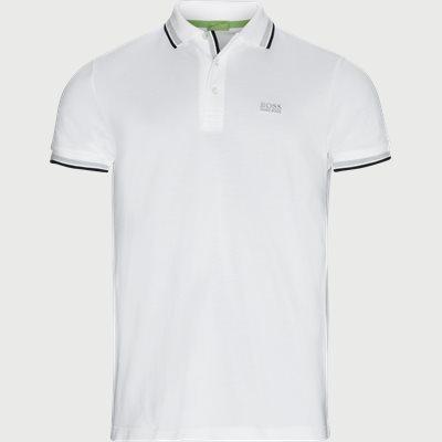 Paddy Polo T-shirt Regular | Paddy Polo T-shirt | Hvid