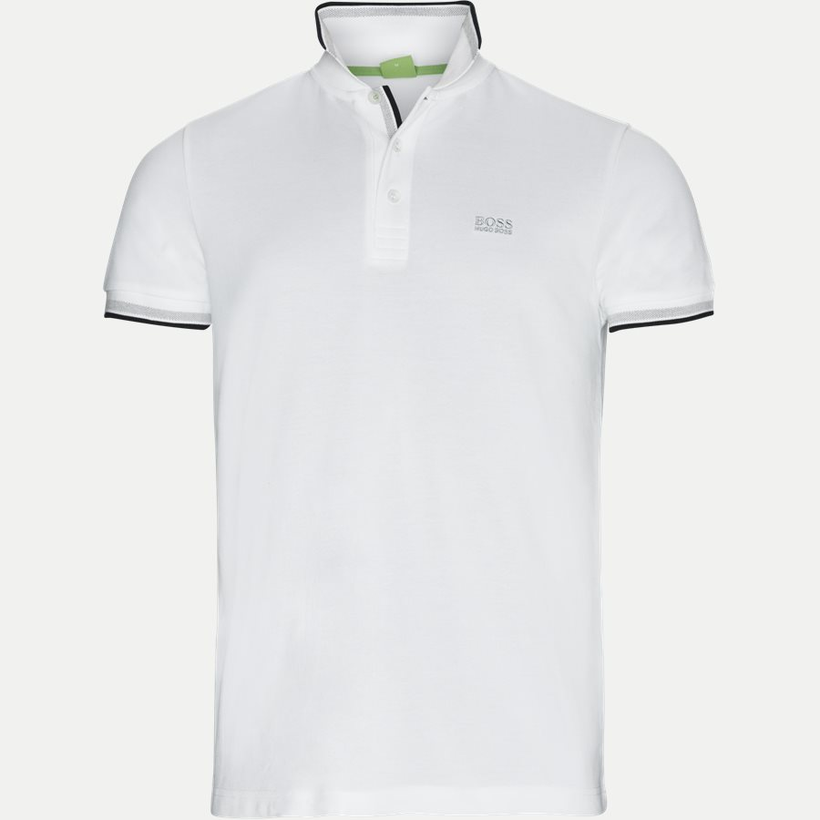 50398302 PADDY - Paddy Polo T-shirt - T-shirts - Regular - HVID - 3