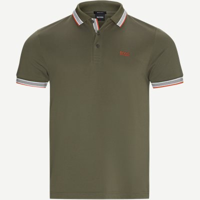 Paddy Polo T-shirt Regular | Paddy Polo T-shirt | Army