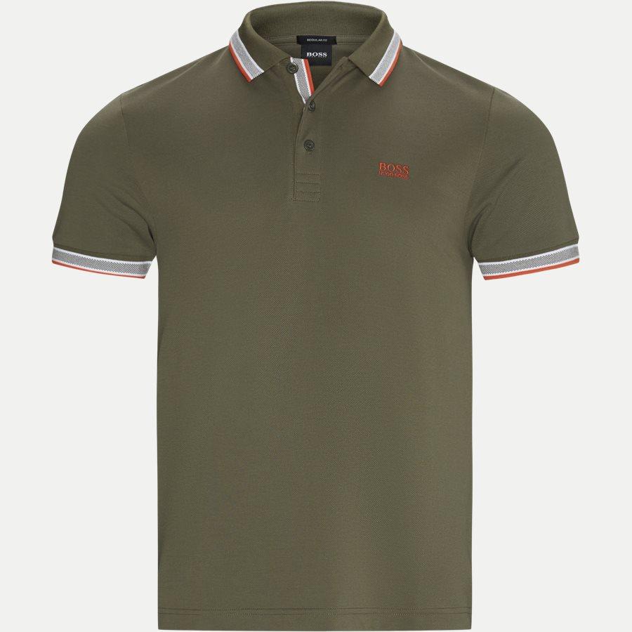 50398302 PADDY - Paddy Polo T-shirt - T-shirts - Regular - OLIVEN - 1