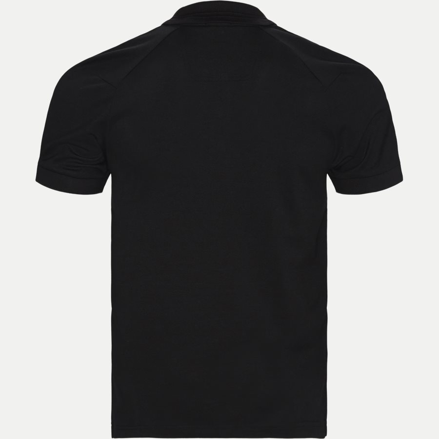 50413767 PAULE 2 - Paule 2 Polo T-shirt - T-shirts - Slim - SORT - 2