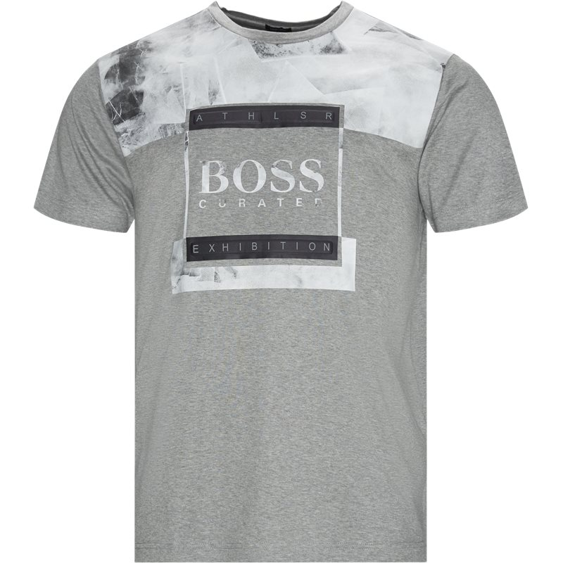 boss athleisure boss athleisure - tee 9