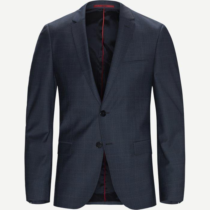 Arti193 Blazer - Blazer - Ekstra slim fit - Blå
