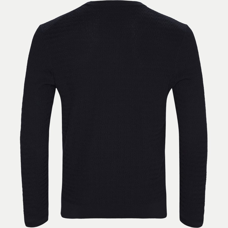 50414449 SMULTON - Smulton Crew-Neck Sweater - Strik - Regular - NAVY - 2