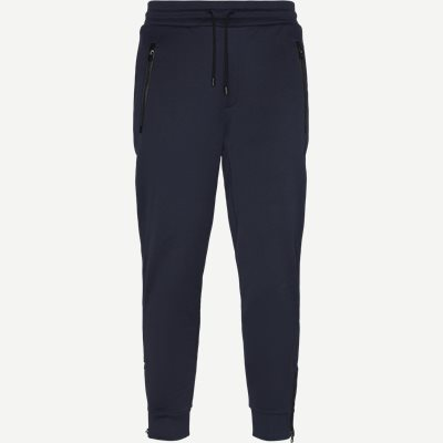 Dangon Sweatpants Regular | Dangon Sweatpants | Blå