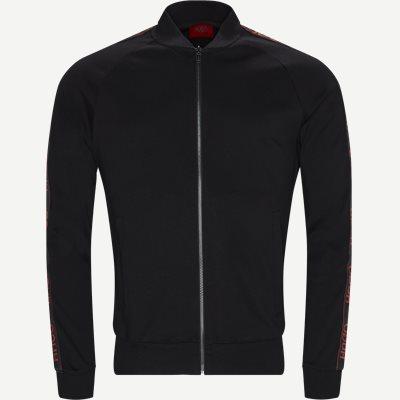 Dalkutta Zip Sweatshirt Regular | Dalkutta Zip Sweatshirt | Sort