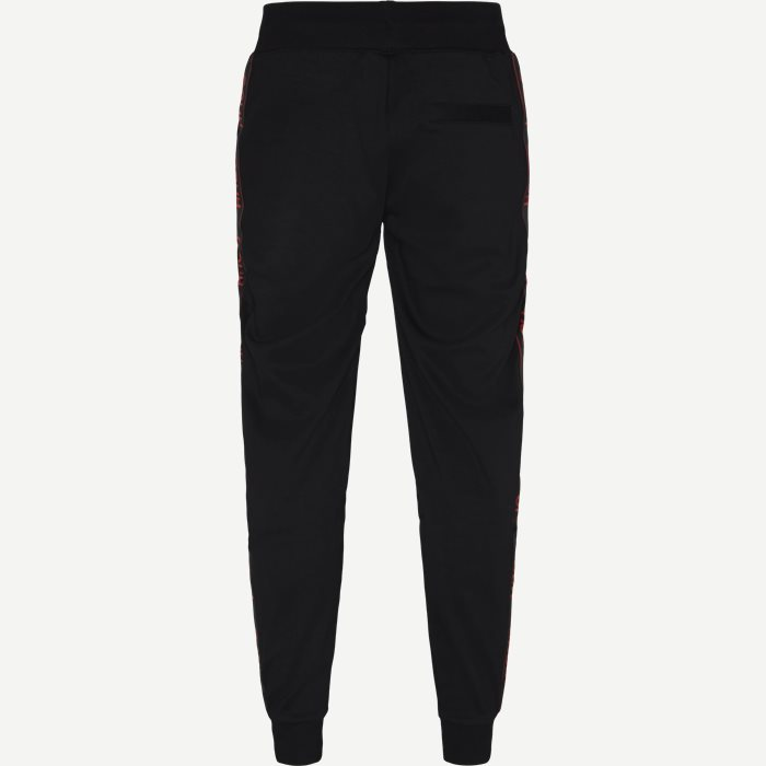 Daschkent Sweatpants - Bukser - Regular - Sort