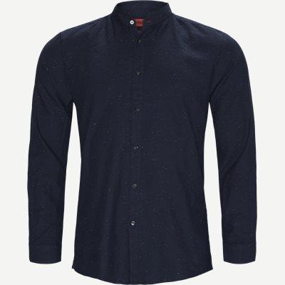 Elvorino Skjorte Ekstra slim fit | Elvorino Skjorte | Blå