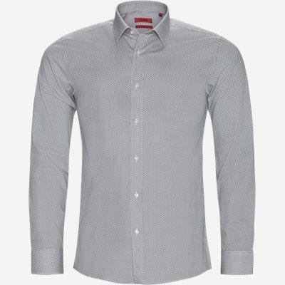 Elisha02 Shirt Ekstra slim fit | Elisha02 Shirt | Hvid
