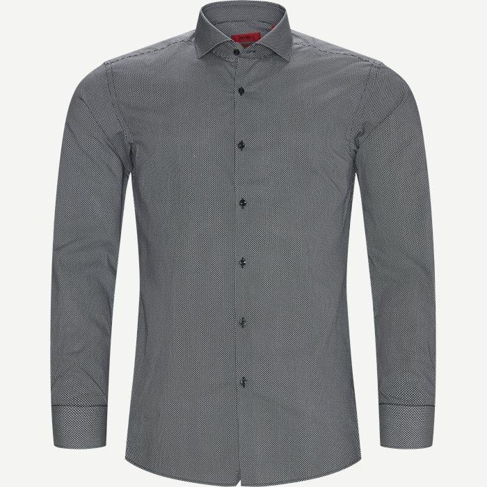 Kason Skjorte - Skjorter - Slim - Sort