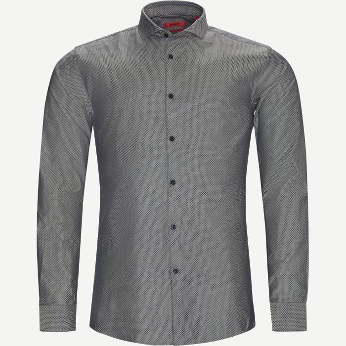 Skjortor - Ekstra slim fit - Blå
