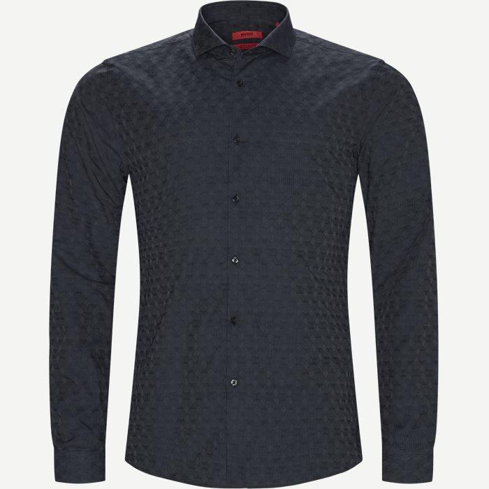 Skjortor - Ekstra slim fit - Grå