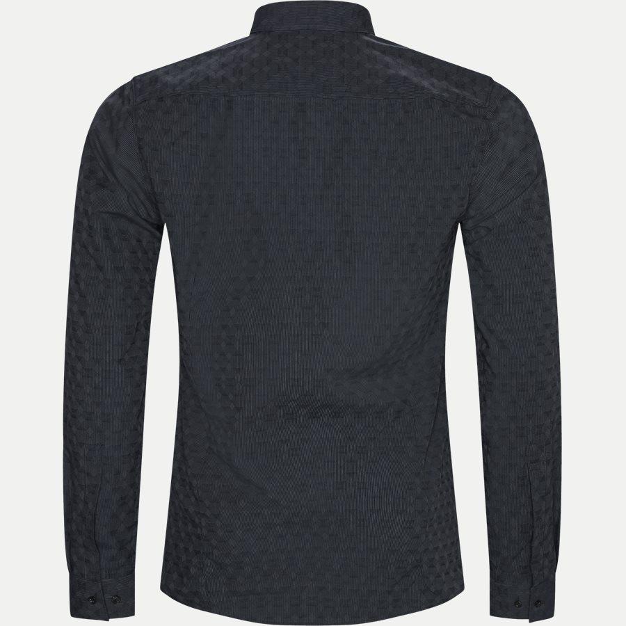 50415137 ERRIKO - Erriko Skjorte - Skjorter - Ekstra slim fit - GRÅ - 2