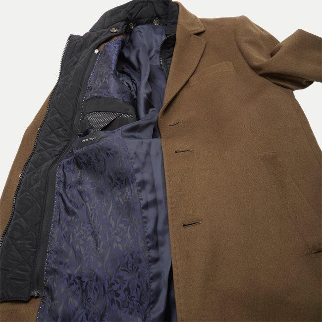 Cashmere Coat Sultan Tech
