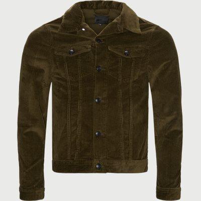 Dean Jacket Modern fit | Dean Jacket | Army
