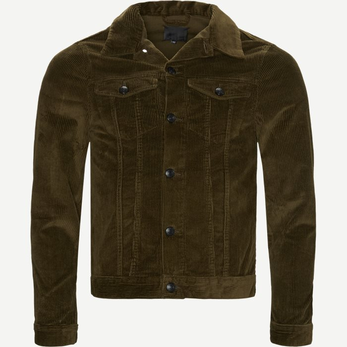 Dean Jacket - Jakker - Modern fit - Army