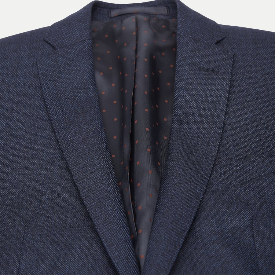 6135. STAR/SHERMAN - 6135 Star/Sherman Blazer - Blazer - NAVY - 3