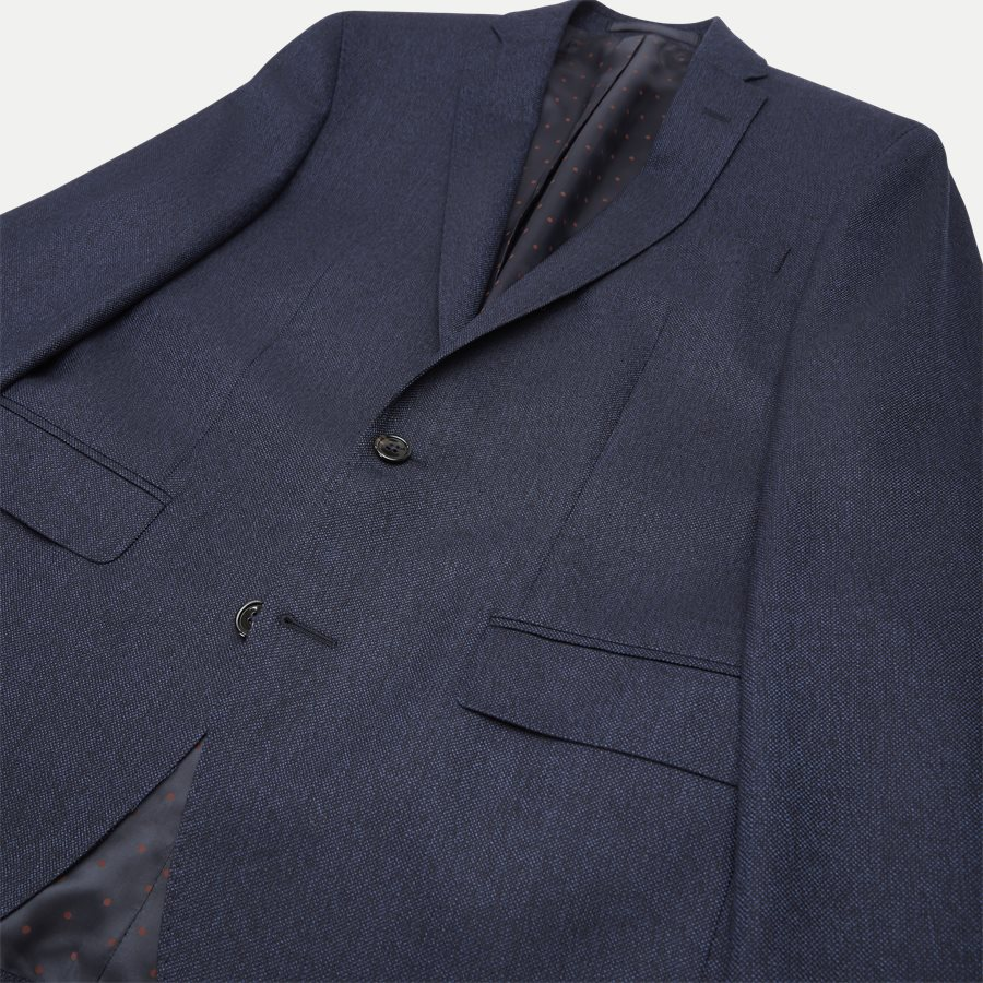 6135. STAR/SHERMAN - 6135 Star/Sherman Blazer - Blazer - NAVY - 6