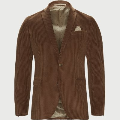 Jones Blazer Slim | Jones Blazer | Brun