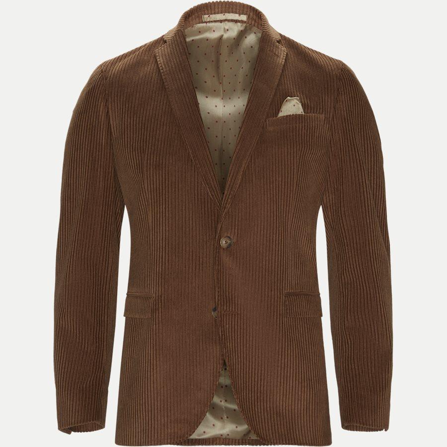 1663 JONES - Jones Blazer - Blazer - Slim - CAMEL - 1