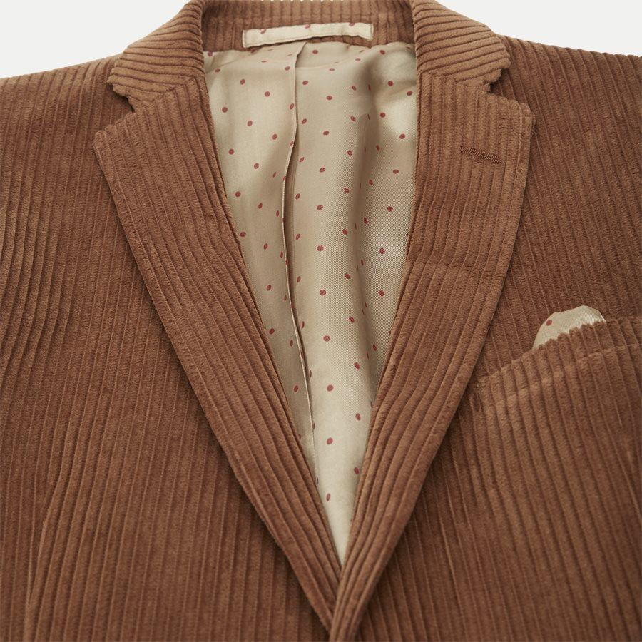 1663 JONES - Jones Blazer - Blazer - Slim - CAMEL - 3