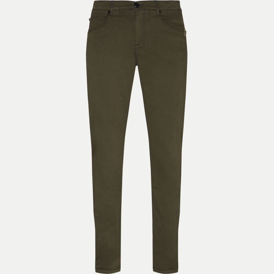 SUEDE TOUCH BURTON N - Suede Touch Burton N Jeans - Jeans - Regular - ARMY - 1