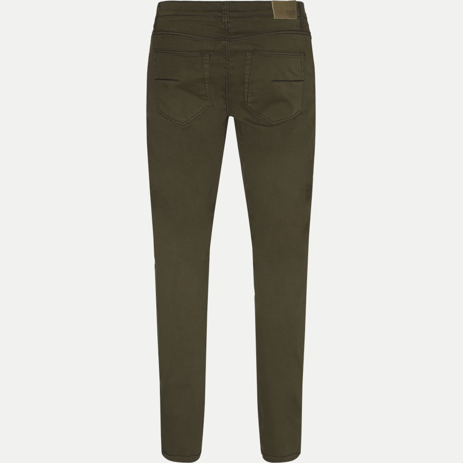 SUEDE TOUCH BURTON N - Suede Touch Burton N Jeans - Jeans - Regular - ARMY - 2