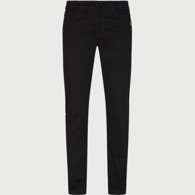 Regular | Jeans | Schwarz