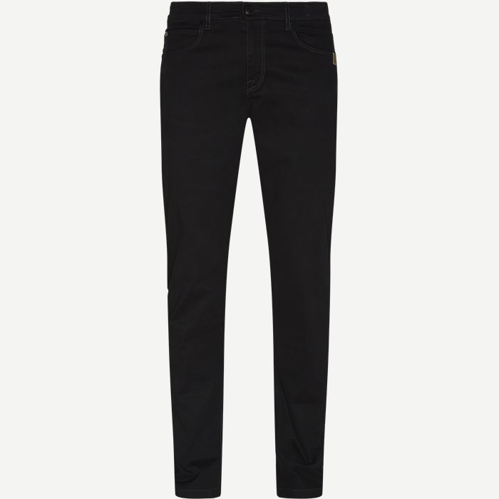 Suede Touch Burton N Jeans - Jeans - Regular - Sort