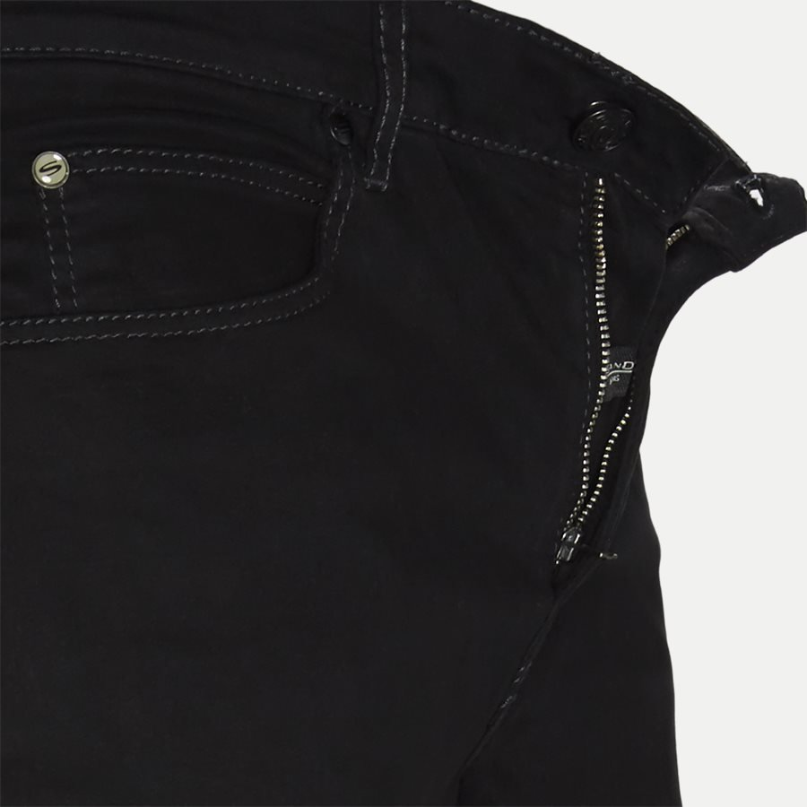 SUEDE TOUCH BURTON N - Jeans - SORT - 4
