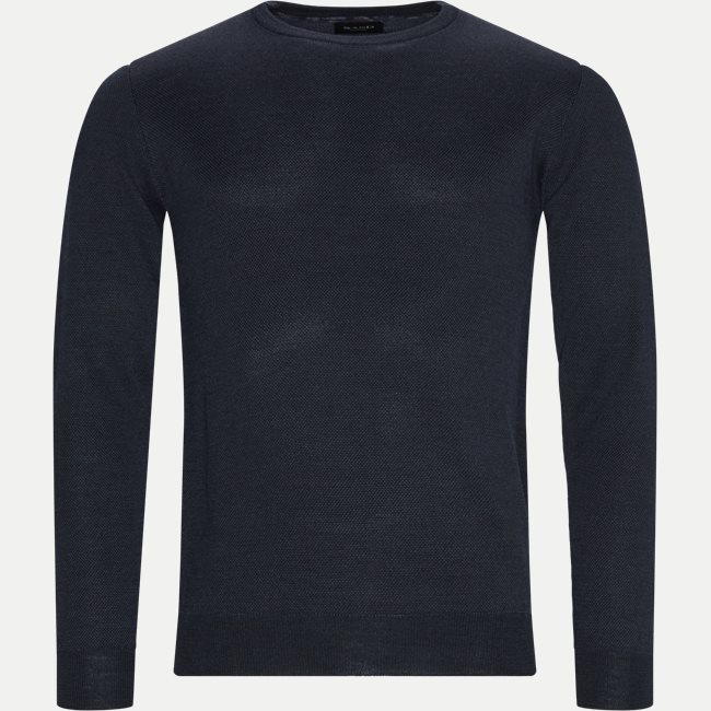 Merino JC Two Tone Sweater