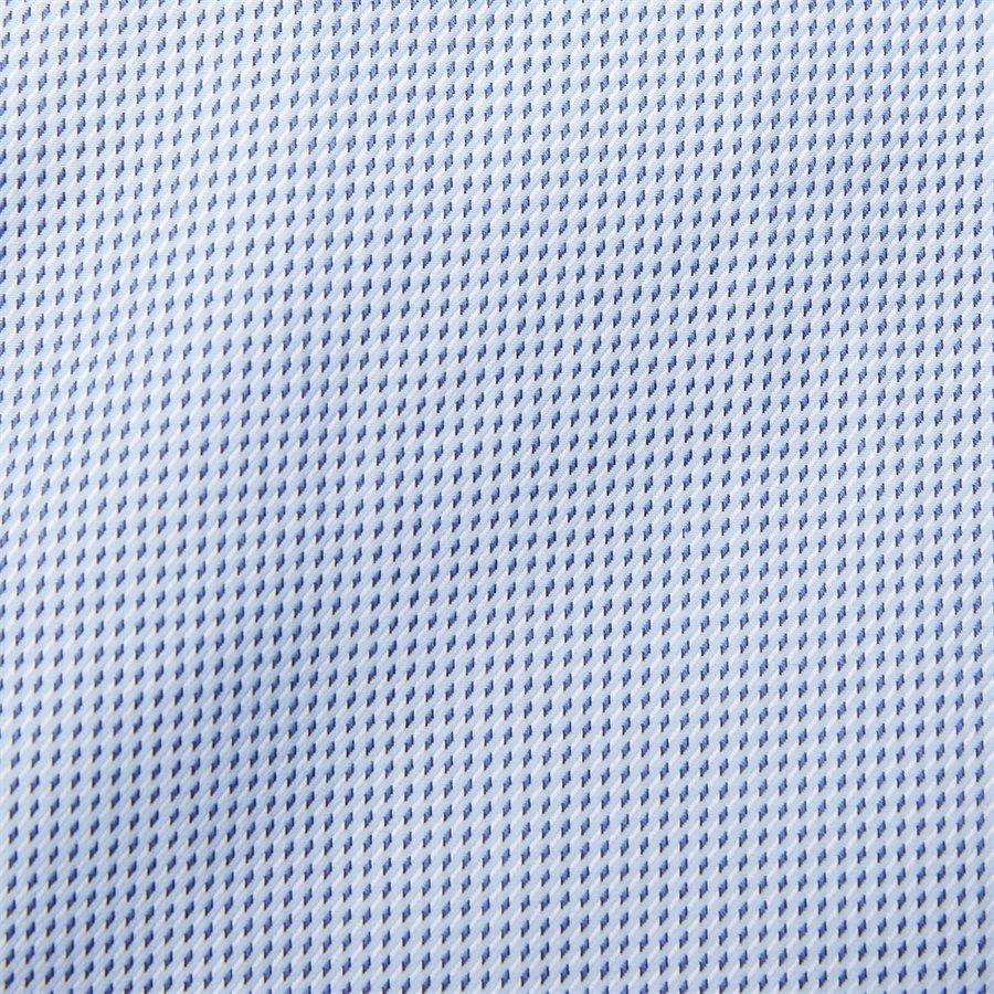 8725 IVER/STATE N - 8725 Iver/State N Trim Skjorte - Skjorter - BLÅ - 6